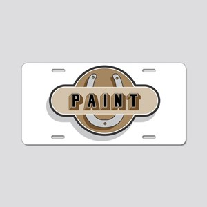 American Paint Horse Aluminum License Plate