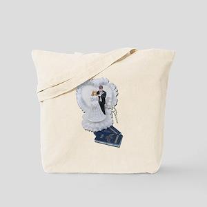 Honeymooners Passport Tote Bag