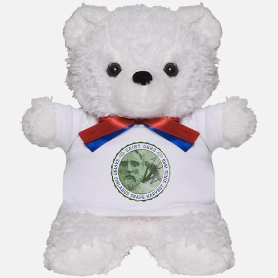 St. Urho Seal Teddy Bear