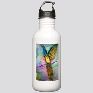 Blue macaw, Stainless Water Bottle 1.0L
