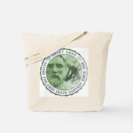 St. Urho Seal Tote Bag