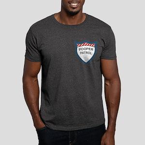 Pooper Patrol Dark T-Shirt
