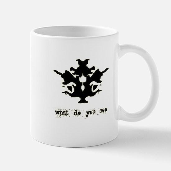 Ink Blot Test Mug