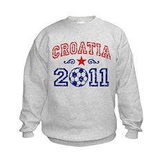 Croatia Soccer 2011 Sweatshirt