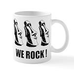 Easter Island: We Rock Mug
