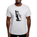 Easter Island Head Light T-Shirt
