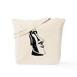 Easter Island Head Tote Bag
