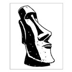 Easter Island Head Small Poster