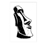 Easter Island Head Postcards (Package of 8)