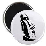 Easter Island Head Magnet
