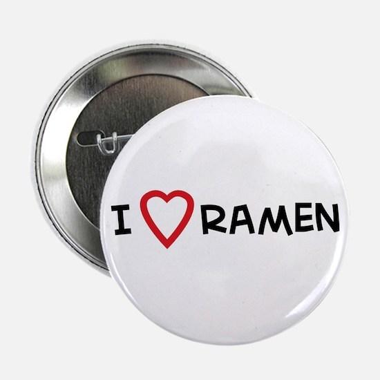 I Love Ramen Button