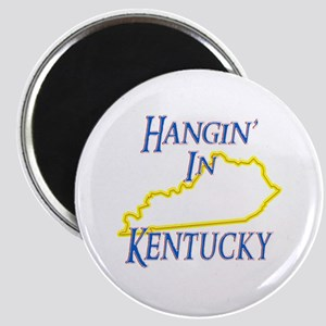 Hangin' in KY Magnet