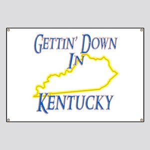Gettin' Down in KY Banner