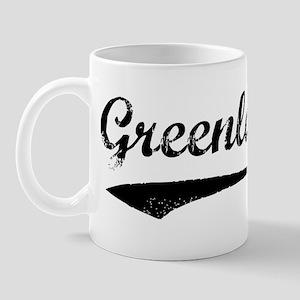 Vintage Greenland Mug