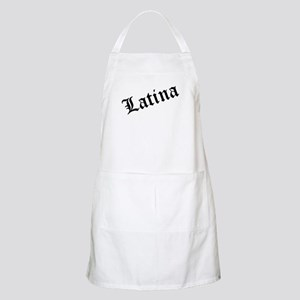 """Latina"" BBQ Apron"