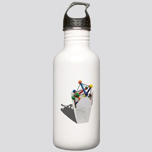 Science to Go Stainless Water Bottle 1.0L