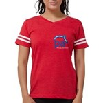 Womens Football Shirt T-Shirt
