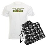 Foil Saber Dual Wielding Fenc Men's Light Pajamas