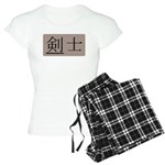 Fencer Kanji Women's Light Pajamas
