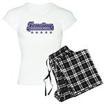 Fencing Sport Women's Light Pajamas