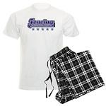 Fencing Sport Men's Light Pajamas