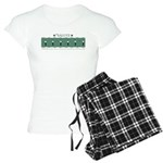Fencing Salute Women's Light Pajamas