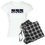 Fencing Thrust Sequence Women's Light Pajamas
