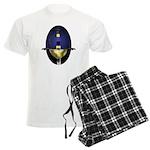 Blue Rapier Men's Light Pajamas