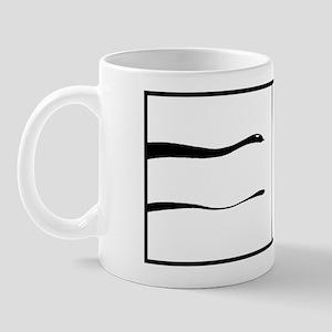 Grinning Wiggler. Totem McCoy. Coincidence? Mug