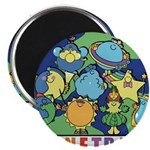 "Planetpals 2.25"" Magnet (100 pack)"