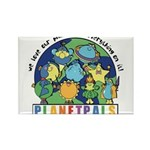 Planetpals Rectangle Magnet (10 pack)