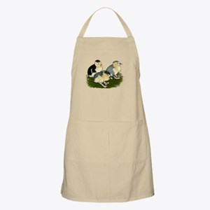 Blue Magpie Ducklings Apron