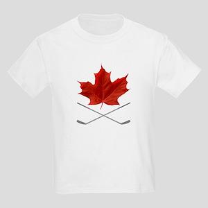 Canada-Hockey-6-whiteLetters copy T-Shirt
