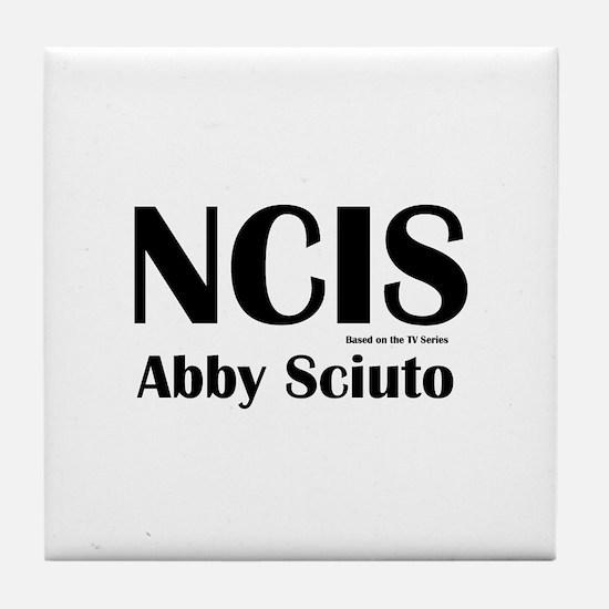 NCIS Abby Sciuto Tile Coaster