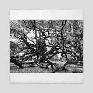Angel Oak Queen Duvet
