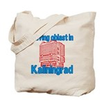 Oblast in Kaliningrad Tote Bag