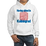 Oblast in Kaliningrad Hooded Sweatshirt