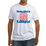 Oblast in Kaliningrad Fitted T-Shirt