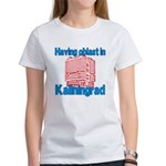 Oblast in Kaliningrad Women's T-Shirt