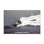 USS CINCINNATI Mini Poster Print