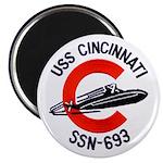 USS CINCINNATI Magnet
