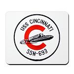 USS CINCINNATI Mousepad