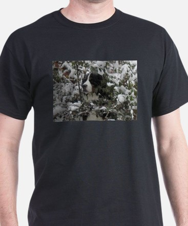 Lost in the Snow T-Shirt
