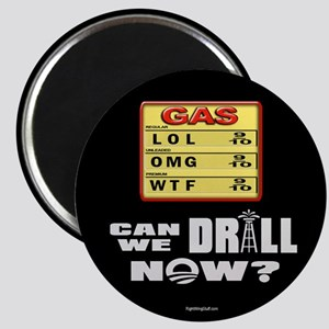 """Can We Drill Now? 2.25"""" Magnet (10 pack)"""