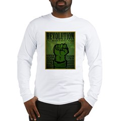 Middle East Revolution 2011 T Long Sleeve T-Shirt