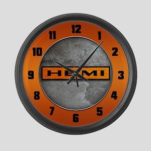 HEMI Large Wall Clock