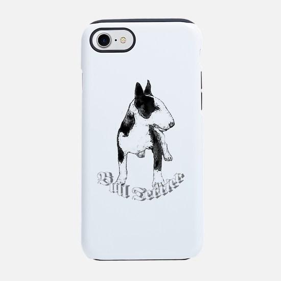 Bull Terrier Dog iPhone 7 Tough Case