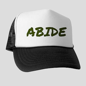 Abide Trucker Hat