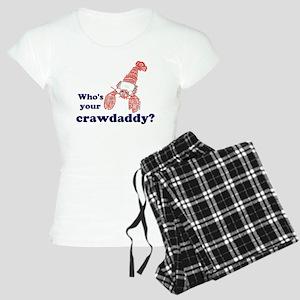 Who's Your Crawdaddy Women's Light Pajamas