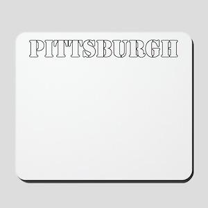 Pittsburgh - Mousepad